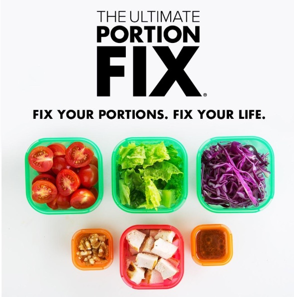 Why I Use The Ultimate Portion Fix